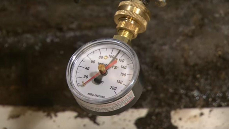 5 דרכים להגברת לחץ מים